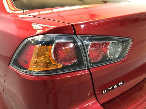 used 2017 Mitsubishi Lancer for sale