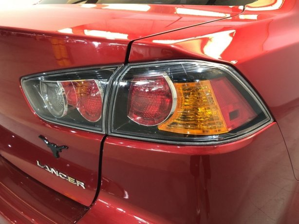 used Mitsubishi Lancer for sale near me