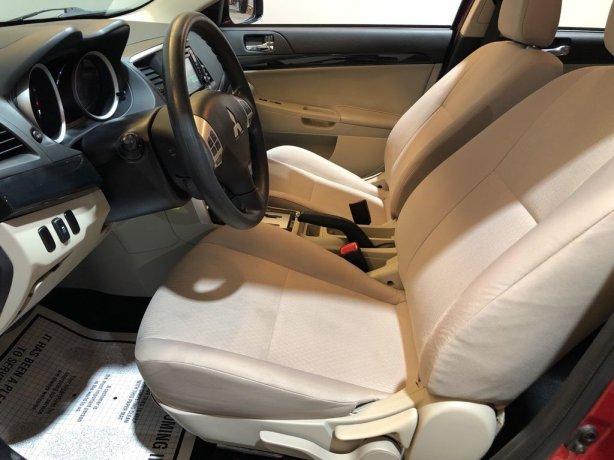 used 2017 Mitsubishi Lancer for sale Houston TX