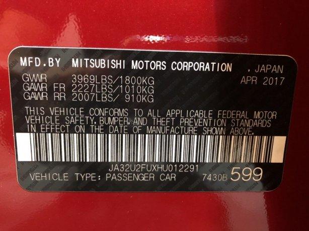 Mitsubishi Lancer cheap for sale near me