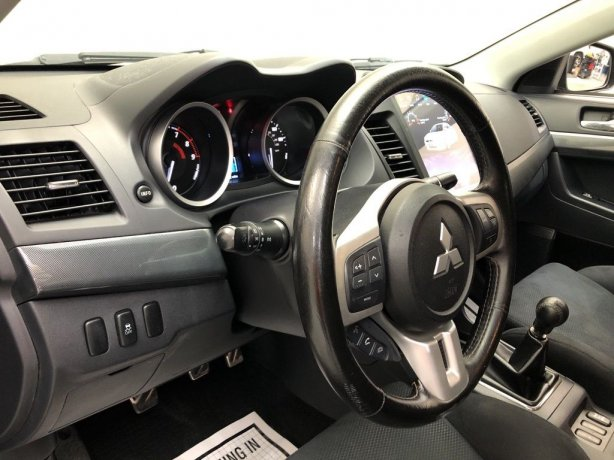 2011 Mitsubishi Lancer for sale Houston TX