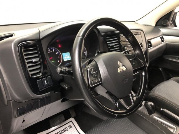 2016 Mitsubishi Outlander for sale Houston TX