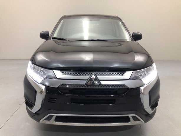 Used Mitsubishi Outlander for sale in Houston TX.  We Finance!