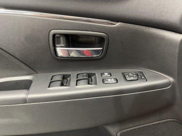 used 2017 Mitsubishi