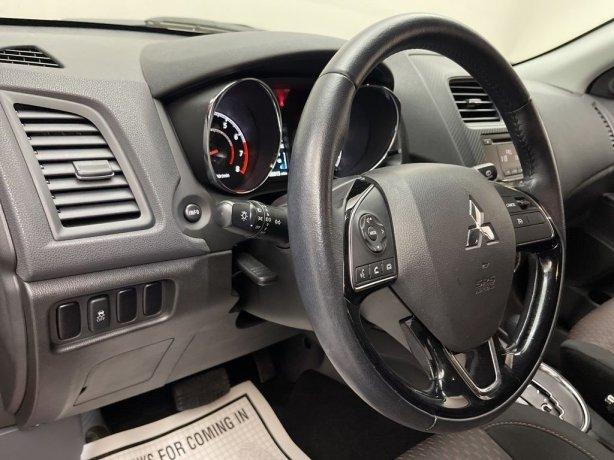 2017 Mitsubishi Outlander Sport for sale Houston TX