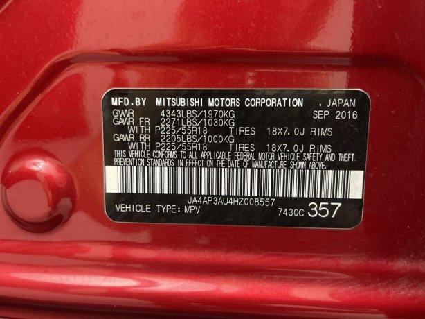 Mitsubishi Outlander Sport cheap for sale near me