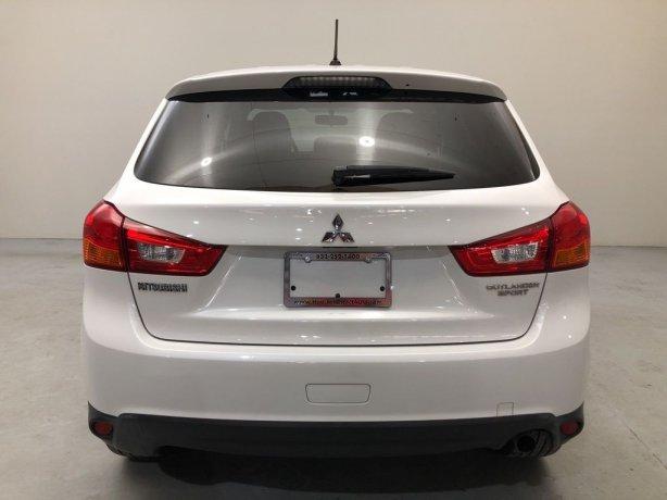 used 2016 Mitsubishi for sale