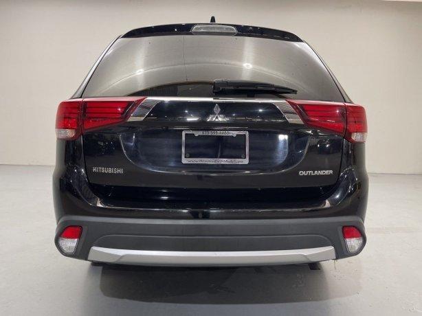 2018 Mitsubishi Outlander for sale