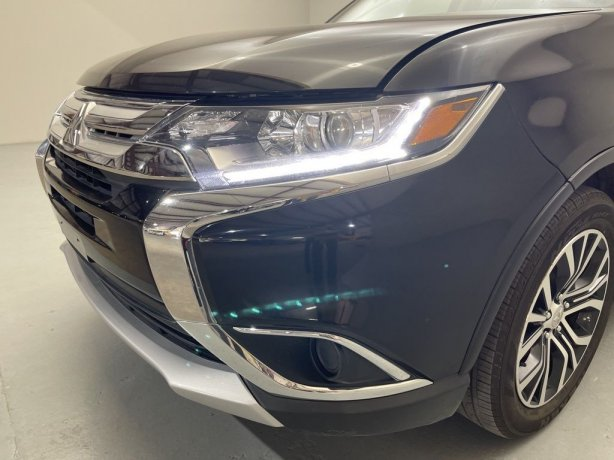 2018 Mitsubishi for sale