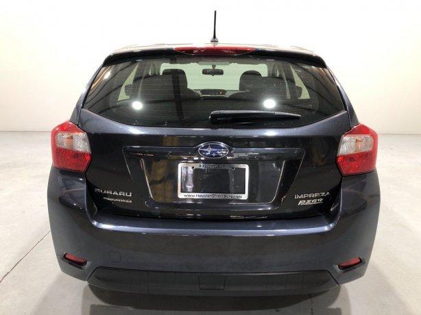 used 2016 Subaru for sale