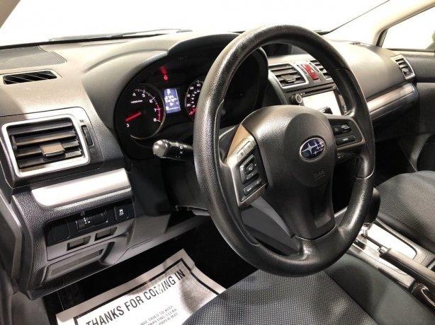 2016 Subaru Impreza for sale Houston TX