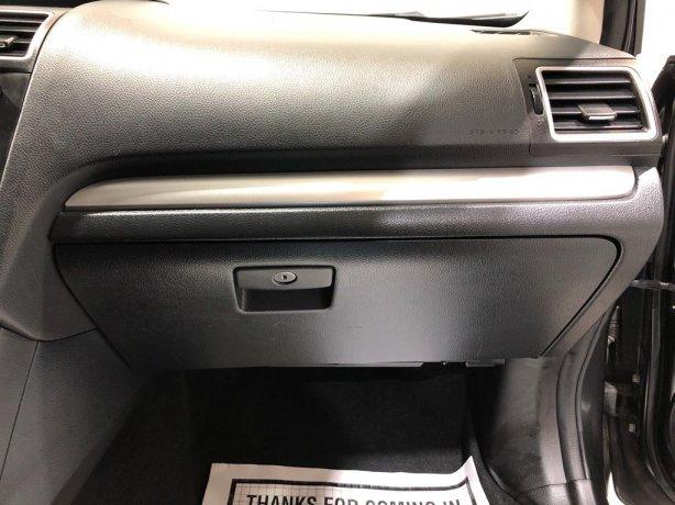 cheap used 2016 Subaru Impreza for sale