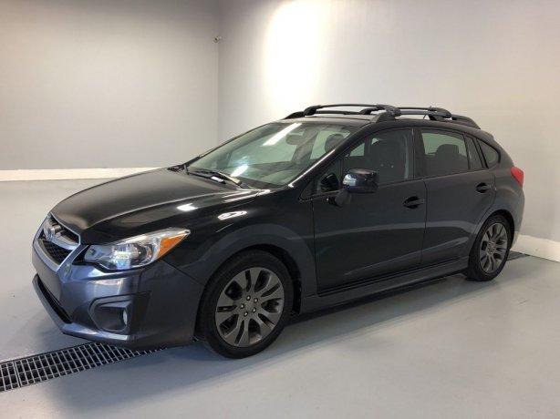Used Subaru Impreza for sale in Houston TX.  We Finance!