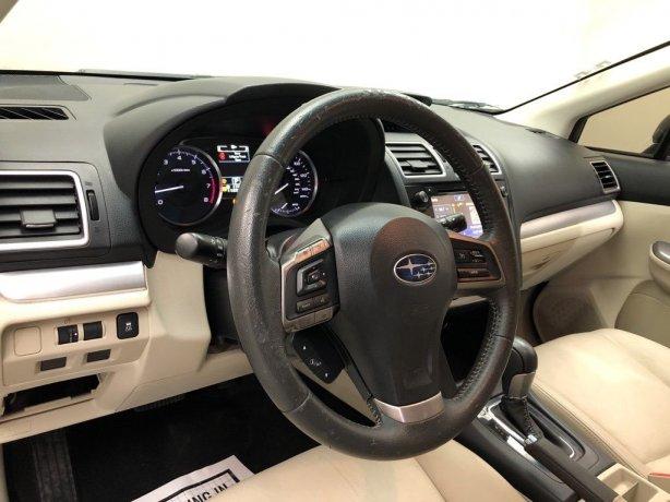 2015 Subaru Impreza for sale Houston TX