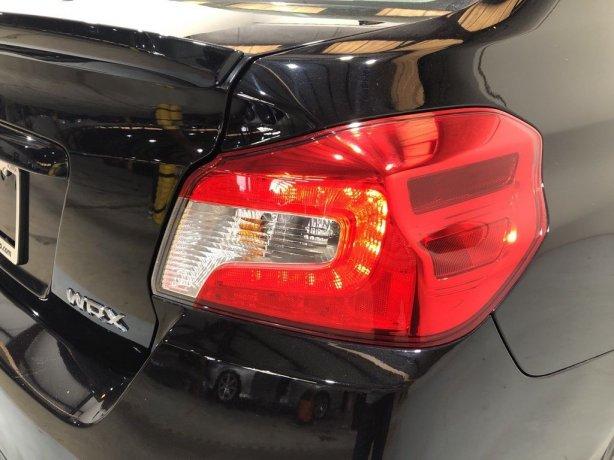 used Subaru WRX for sale near me