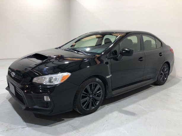 Used 2019 Subaru WRX for sale in Houston TX.  We Finance!
