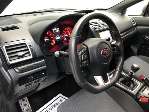 2017 Subaru WRX for sale Houston TX