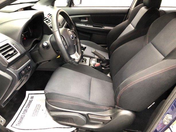 used 2016 Subaru WRX for sale Houston TX