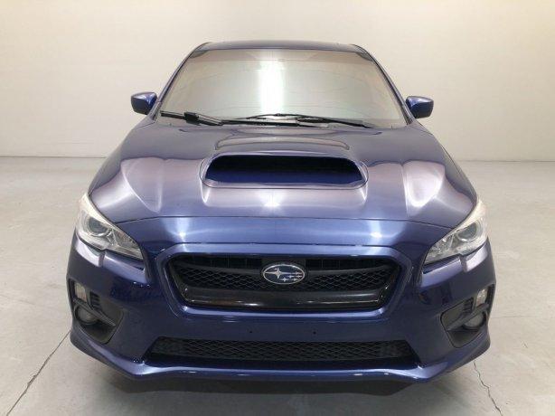 Used Subaru WRX for sale in Houston TX.  We Finance!