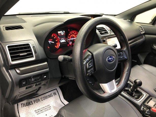 2016 Subaru WRX for sale Houston TX