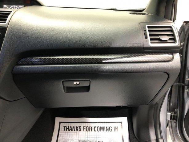 cheap used 2016 Subaru WRX for sale