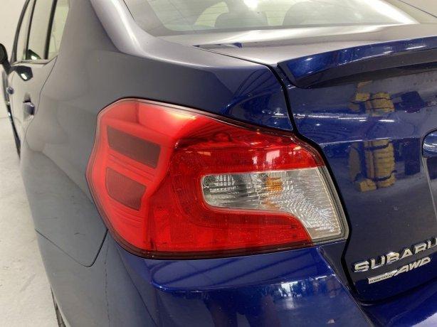 used 2017 Subaru WRX for sale