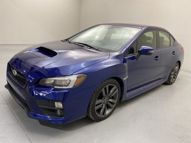 Used 2017 Subaru WRX for sale in Houston TX.  We Finance!