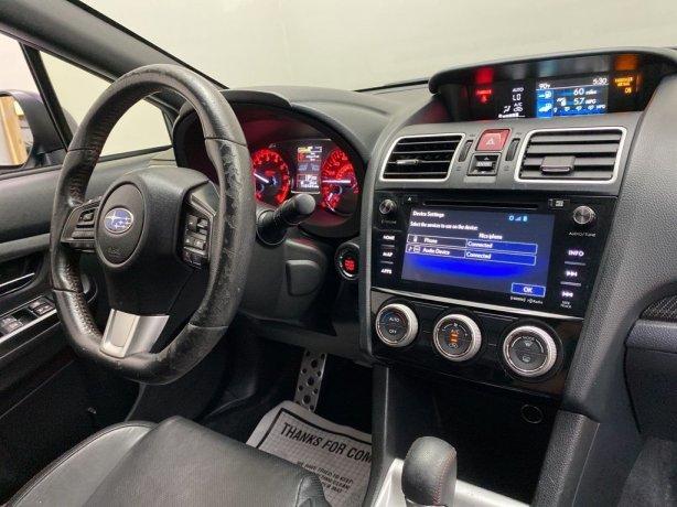 cheap used 2017 Subaru WRX for sale