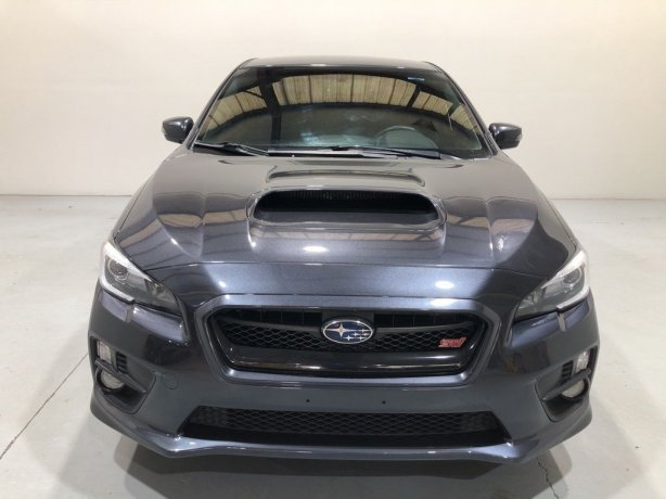 Used Subaru WRX for sale in Houston TX.  We Finance!