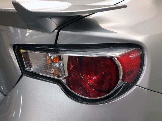 used Subaru BRZ for sale near me