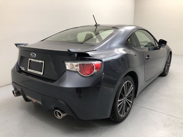 used Subaru BRZ