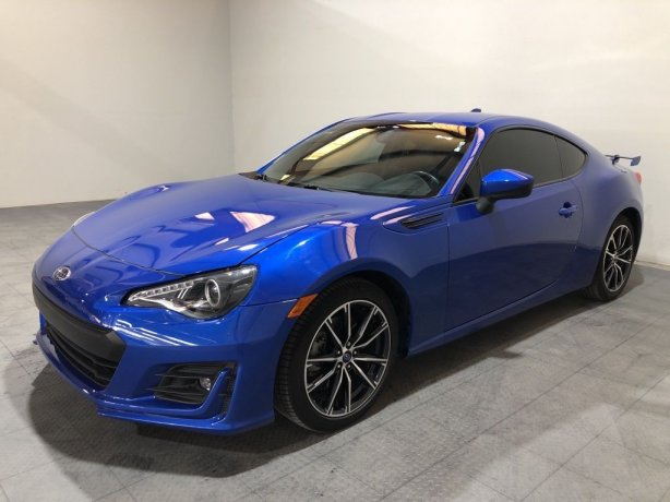 Used 2017 Subaru BRZ for sale in Houston TX.  We Finance!