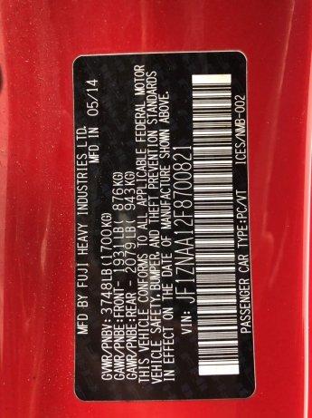 Scion FR-S cheap for sale