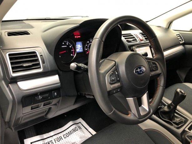 2017 Subaru Crosstrek for sale Houston TX