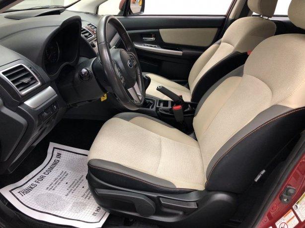 used 2017 Subaru Crosstrek for sale Houston TX