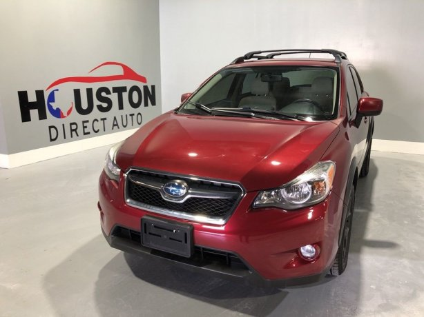 2014 Subaru XV-Crosstrek 2.0i Premium