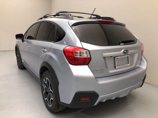 Subaru XV Crosstrek for sale near me