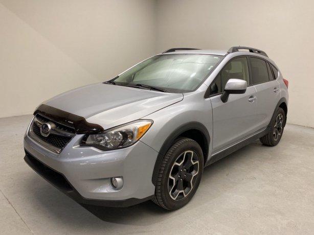 Used 2013 Subaru XV Crosstrek for sale in Houston TX.  We Finance!