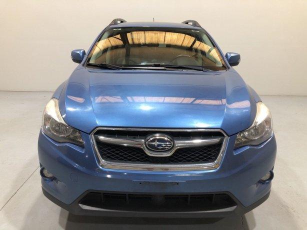 Used Subaru XV Crosstrek for sale in Houston TX.  We Finance!