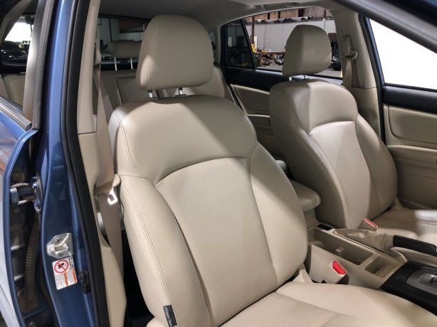 cheap Subaru XV Crosstrek for sale Houston TX