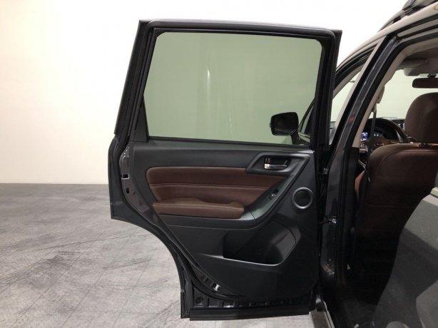 used 2017 Subaru Forester