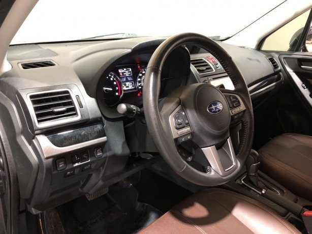 used 2017 Subaru Forester for sale Houston TX