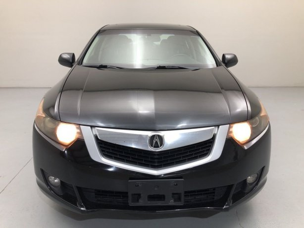 Used Acura TSX for sale in Houston TX.  We Finance!