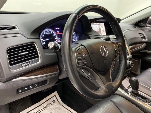 2016 Acura RLX for sale Houston TX