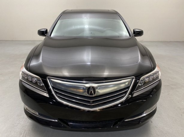 Used Acura RLX for sale in Houston TX.  We Finance!
