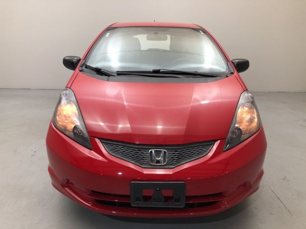 Used Honda Fit for sale in Houston TX.  We Finance!