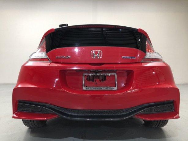 2016 Honda CR-Z for sale