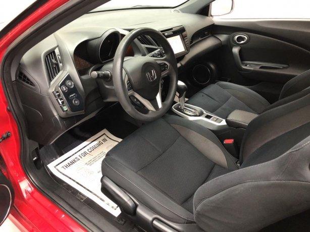 2016 Honda CR-Z for sale Houston TX