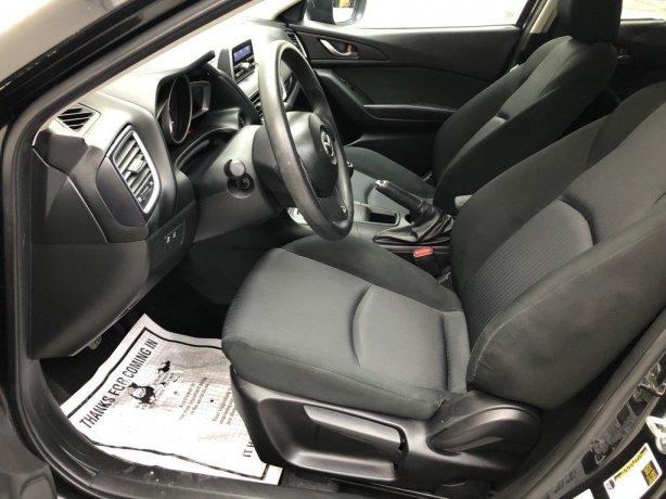 used 2015 Mazda Mazda3 for sale Houston TX