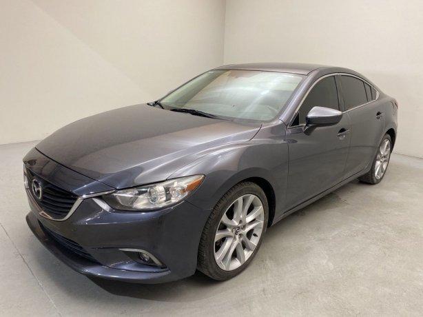 Used 2015 Mazda Mazda6 for sale in Houston TX.  We Finance!